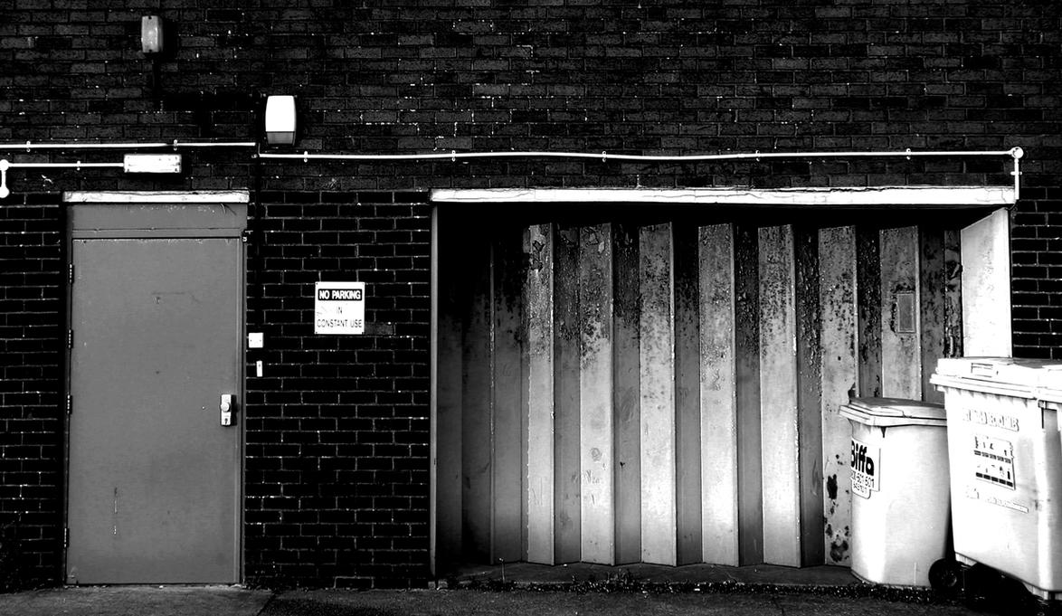 Alleyway by Not-Morgan-Freeman