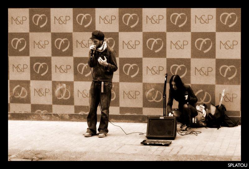 Beatboxing, London by ~splatou on deviantART