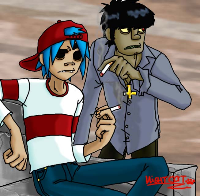 murdoc and 2d 58506 loadtve