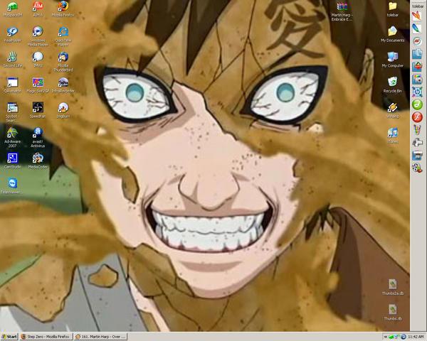 Desktop Screenshots by dave-d-art