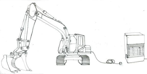 digger power by pigonpie