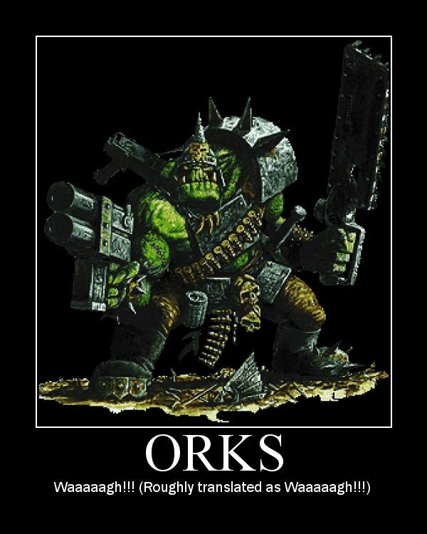 Orks By Jamstar501st On Deviantart