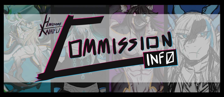 Commission Info [2020]