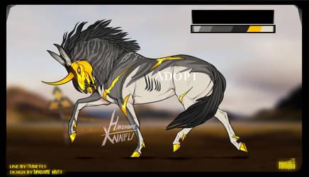 [Closed] Skull Horse