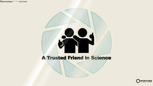 Portal - Trusted Friend HD by dj-corny