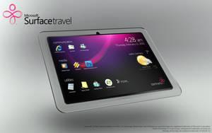 Microsoft Surface Travel by dj-corny