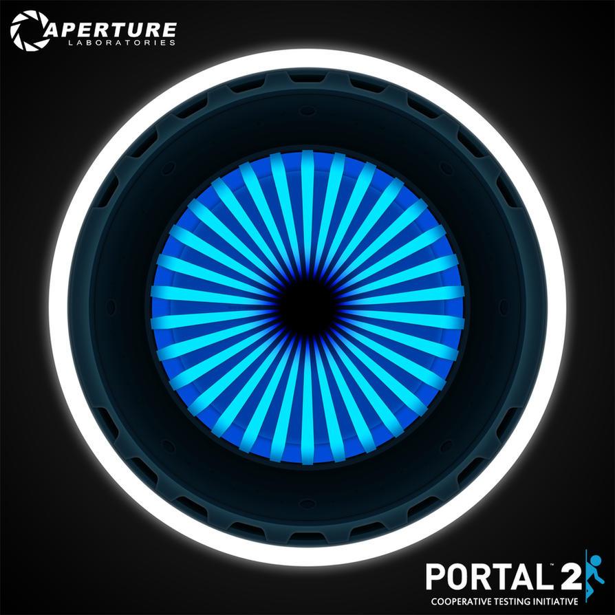 Core Eyes Portal 2