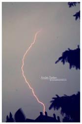 Thunder in Paradise by dj-corny