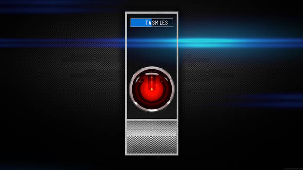 TVSmiles - HAL 9000