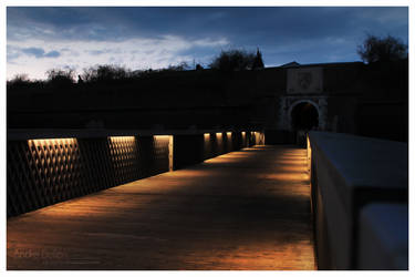 Entrance Citadel Juelich