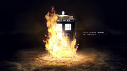 Doctor Who - Life Prevails