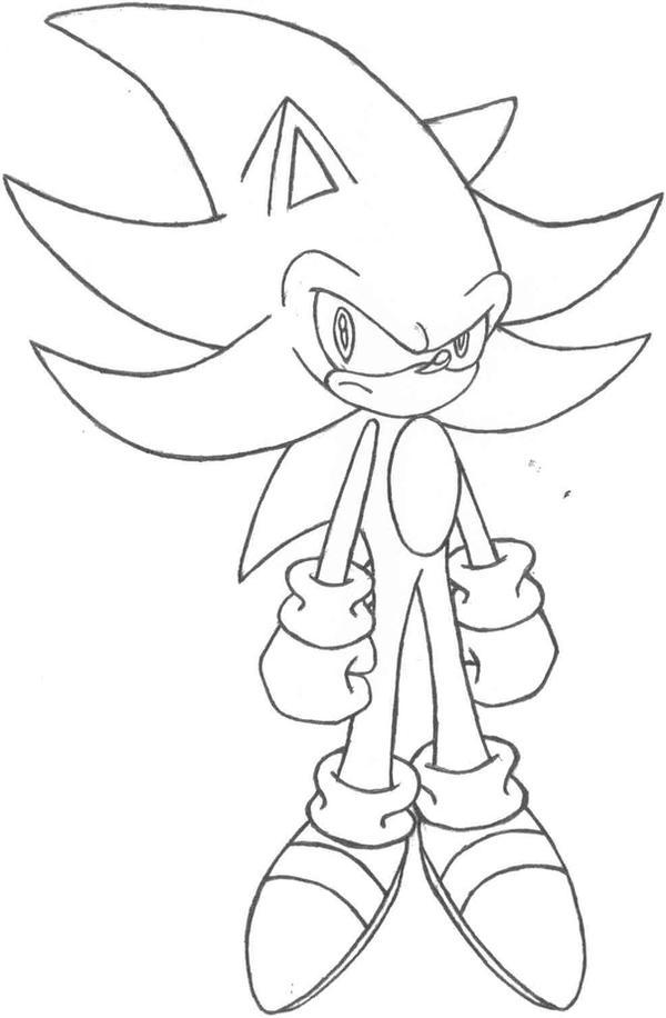 Super Sonic Sonic Adventure By Supersonicssjx On Deviantart