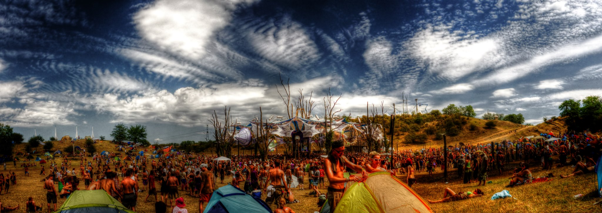 OZORA FESTIVAL 2014, Ungheria  Line up e info online!