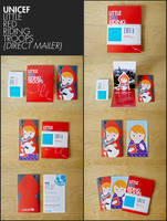 UNICEF Direct Mailer by asianrabbit