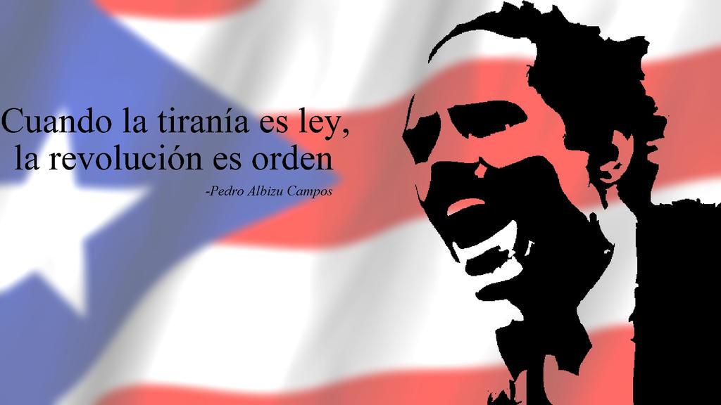 Pedro Albizu Campos Wallpaper By JonathanAlverio On DeviantArt
