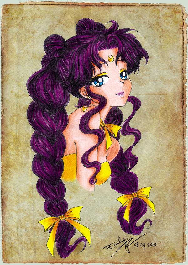 Human Luna by Emilia89