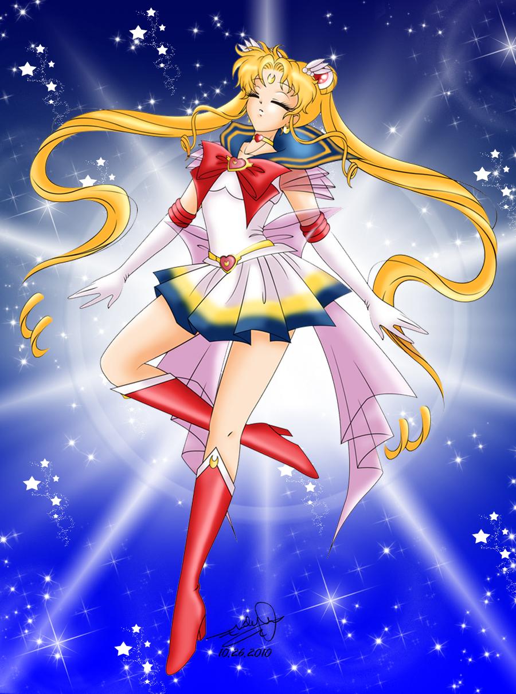 Super Moon by Emilia89