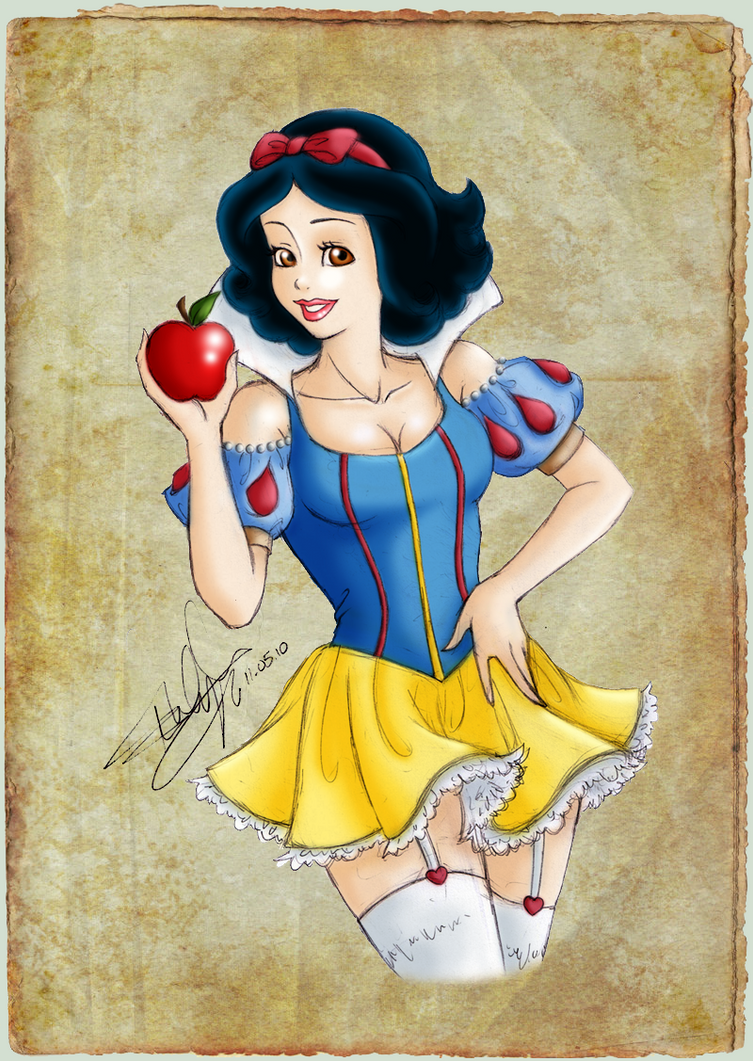 Snow White_Sexified by Emilia89