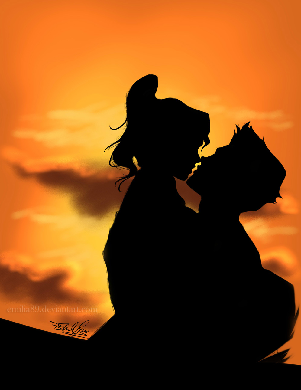 Makorra Week :: Ever After by Emilia89