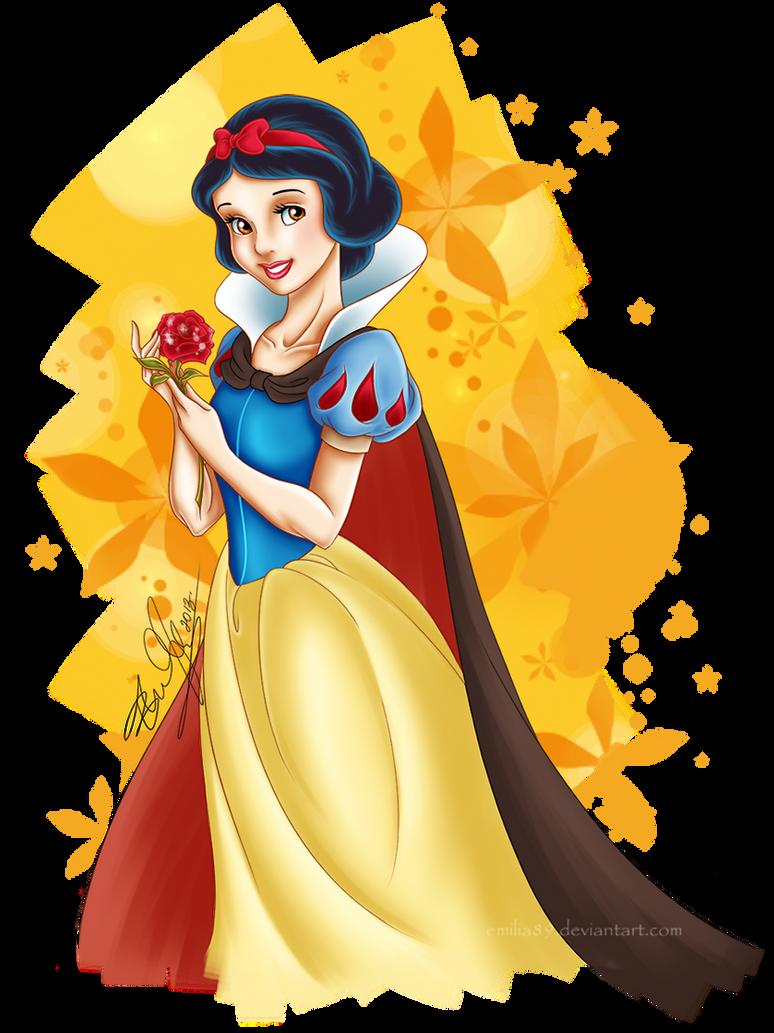 Snow White By Emilia89 On DeviantArt