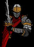Crusader - Darkest Dungeon