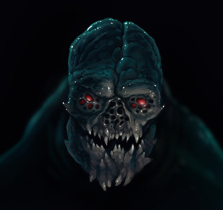 Doomsday concept art by Cabanyat