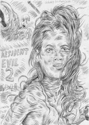 Blake Resident Evil 2