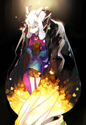 he and frisk by kyouichi-s
