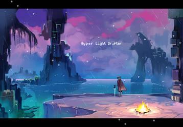 Hyper light drifter by kyouichi-s
