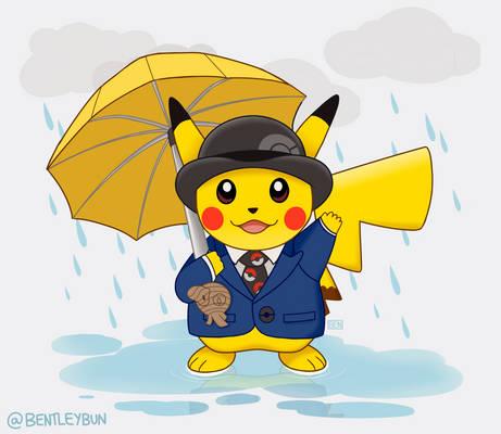 London Pikachu