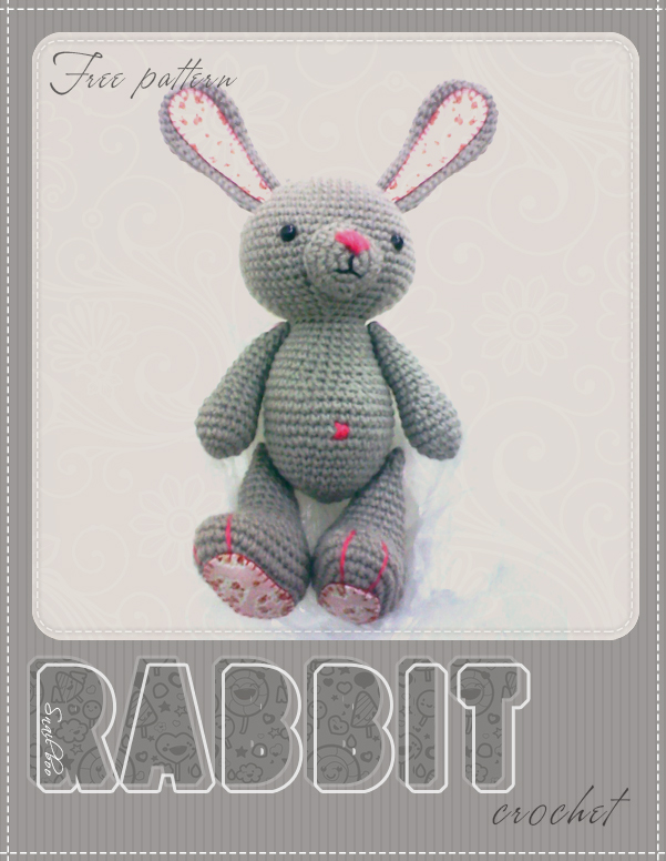Free Rabbit Crochet Patterns By Abaoabao On Deviantart