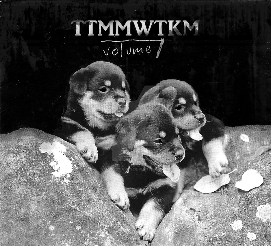 TTMMWTKM volume 1 mock up by AviusIcarus