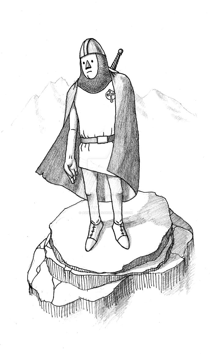 Paladin by AviusIcarus