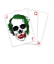 Joker's game by dominicanjoker