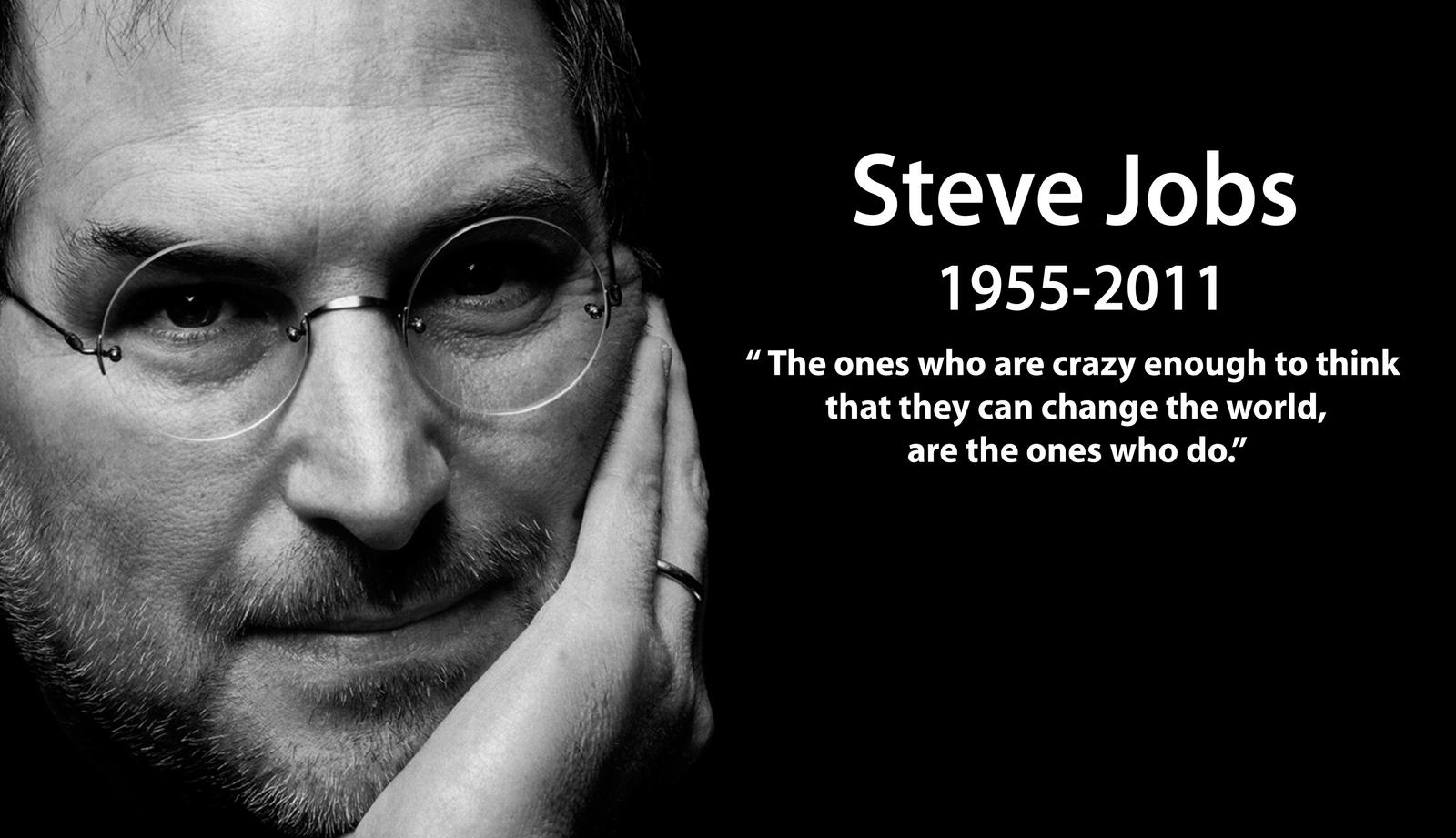 Steve Jobs iQuote by dominicanjoker