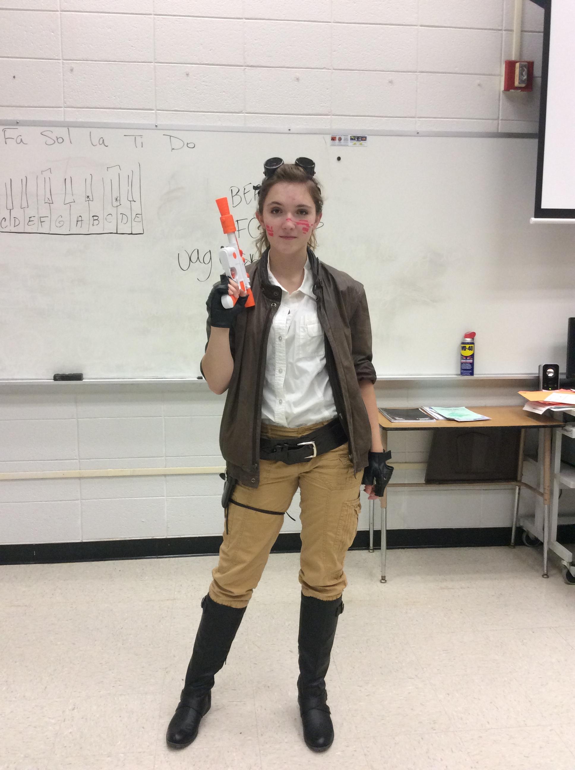 Smuggler Costume by shenaniganshappen