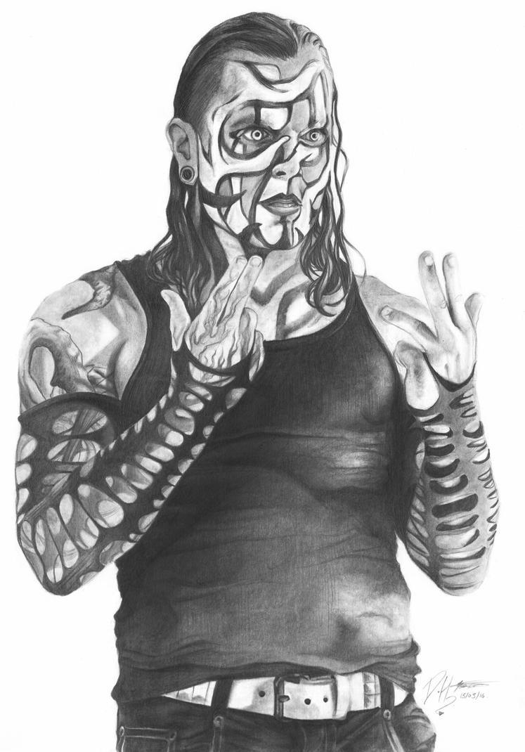 Jeff Hardy by Demonic-Haze