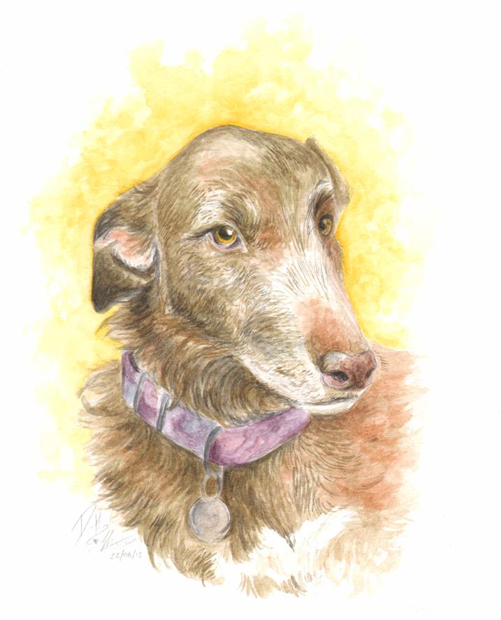 Doris Portrait by Demonic-Haze