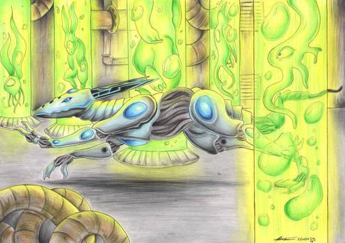 Mech Dragon
