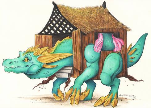 Baba Dragon