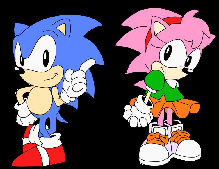 Similiar Classic Amy Rose Sonic CD Keywords