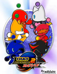 Chao Adventure 2 Battle by Reallyfaster