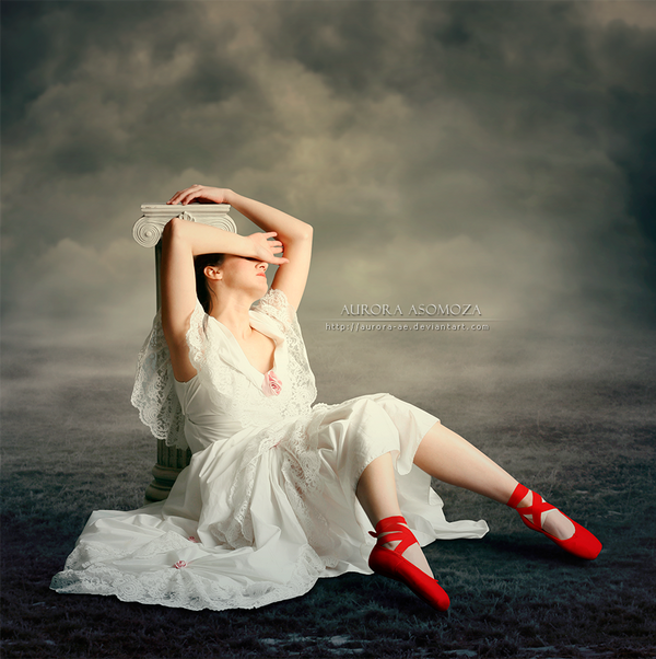 The Red Shoes by Aurora-AE
