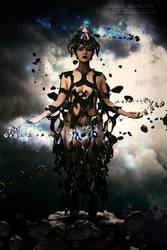 Galaxy Queen by Aurora-AE