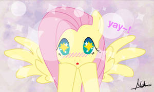 Fluttershy Blush