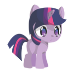 Filly Twilight Sprite