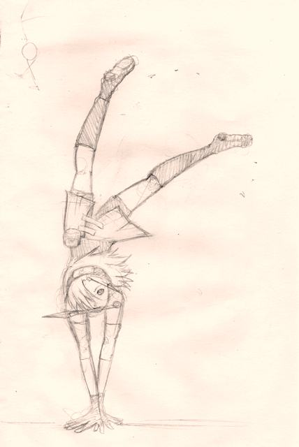 anatomy + motion-SAKURA by h-ozuno