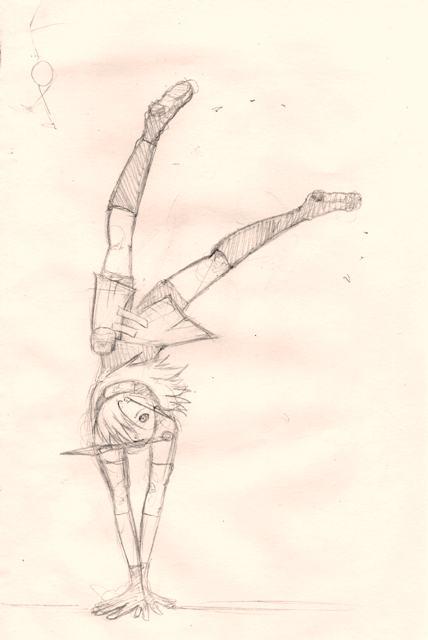 anatomy + motion-SAKURA by h-ozuno