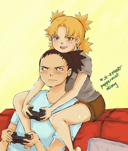 ShikaTema-Gaming by h-ozuno