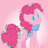 pinkie lights by CherryCeriseArt